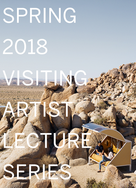 Spring 2018 Visiting Artist Lecture Series