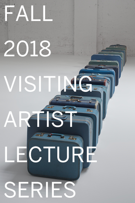 Fall 2018 Visiting Artist Lecture Series