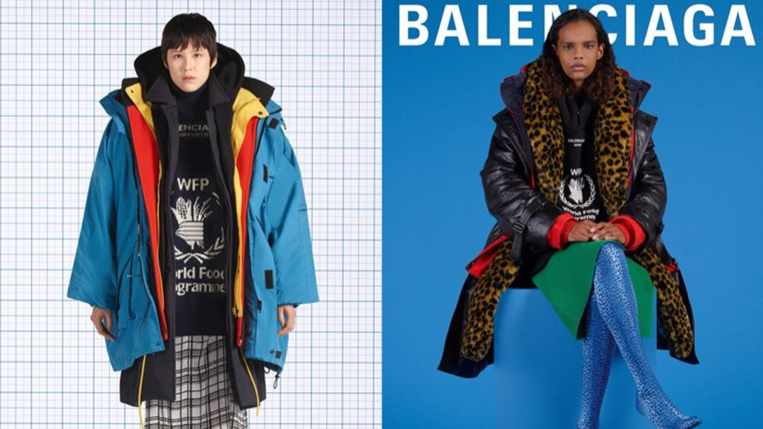 recognized brands innovative design best wholesaler Head of School Charlie White Photographs Balenciaga Fall ...