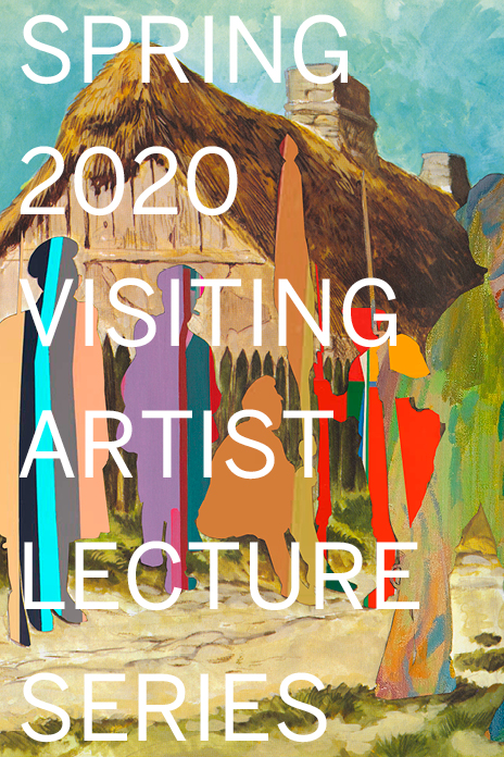 Spring 2020 Visiting Artist Lecture Series